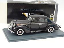 Neo 1/43 - Opel Admiral Limousine Noire