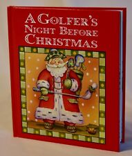 A Golfer's Night Before Christmas by Jody Feldman (2010, Hardcover, New Edition)