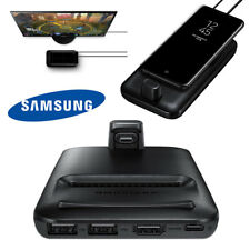 DEX PAD dock multimediale ORIGINALE SAMSUNG per Galaxy S8 G950F type-C USB HDMI