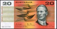 1979 Australia $20 dólares billetes * Vcc 371759 * UNC * P-46c *