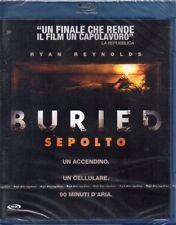 BURIED - SEPOLTO - BLU-RAY (NUOVO SIGILLATO)