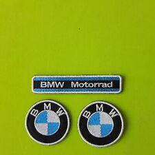 PATCH BMW MOTORRAD PZ 3 RICAMATE TERMOADESIVE -REPLICA