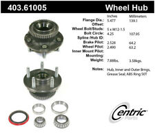 Rear Axle Bearing and Hub Assembly Repair Kit For 1995-1997 Ford Windstar
