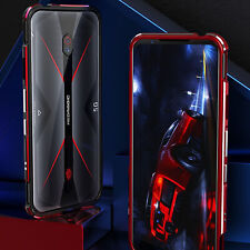For Nubia Red Magic 5G/6/6 Pro Aluminum Phone Case Protective Shell Back Cover