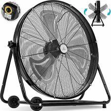 KESSER® Bodenventilator Ø75cm Windmaschine Trommelventilator Industrieventilator