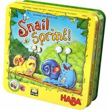 Snail Sprint - Childrens Board Game
