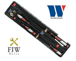 Welzh Werkzeug 4-Piece Pry Bar Set Go Through Hammer Handle (HEAVY DUTY) 1046-WW