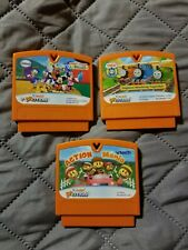 Lot of 3 Vtech Vsmile Vmotion Games Thomas Action Mania Mickey Mouse Clubhouse