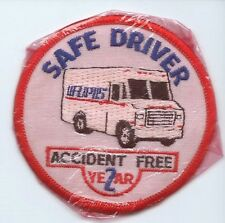 Roadway Package System Rps accident free 2 year patch 3-1/2 in dia #304