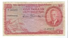 British Caribbean - One (1) Dollar 1950