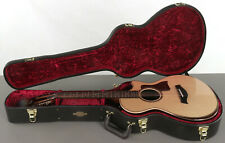 Taylor 812ce 12-Fret Deluxe V-Class 6-string A/ E Guitar - Cracked Bottom