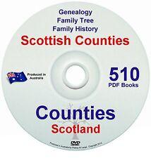 Family History Tree Genealogy Scotland Counties