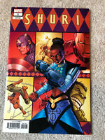 Shuri #1 1:10 Carlos Pacheco Avengers Variant 2018 Black Panther NM