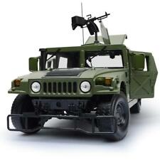 1:18 Scale Diecast Military Army Humvee Battlefield Vehicle Model Toys