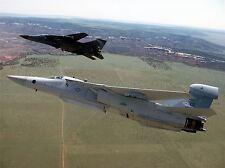 MILITARY AIR PLANE FIGHTER JET USAF EF111A F111F AARDVARK POSTER PRINT BB1137A
