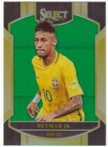 Neymar Jr. 2016-17 Panini Select Soccer 5/5