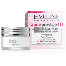 EVELINE WHITE PRESTIGE 4D WHITENING DAY CREAM SPF 25 - 50 ml
