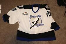 Tampa Bay Lightning Game Issued un worn Daren Puppa Jersey 60 nhl 98-99 AS patch