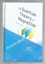 QUANTUM THEORY OF MAGNETISM 2 Ed Norberto Majlis RKKY Physics Math Science HC