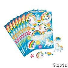 Winnie The Pooh Stickers Birthday Party Supplies Favours Prizes (pk 8 Sheets)