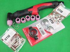 27 Pcs AG60 SG55 WSD60P Plus Guide Wheel & HD Handle Kit Plasma Cutter Spares