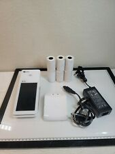 *Locked* Clover Flex Starter Kit C401U K400 Point Of Sale (Pos) System As Is!