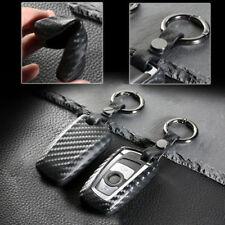 Carbon Fiber Type TPU Soft Key Fob Case Cover For BMW 1 3 4 5 6 7 X1 X3 Series