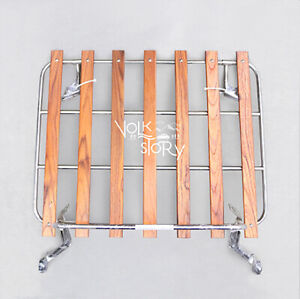 Vw Beetle Classic Style Rear Luggage Rack Type 1 Bug stainless 1968 and over