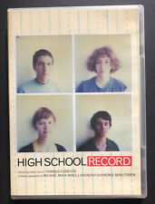New ListingHigh School Record Dvd 2009 No Age Mika Miko Bleached Becky Stark The Smell La