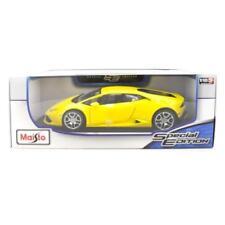 Véhicules miniatures jaunes Lamborghini sans offre groupée personnalisée