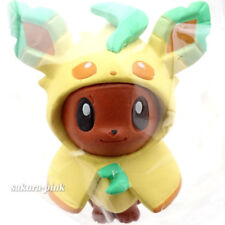 Eevee poncho Leafeon Mini Figure Pokemon Center Limited Authentic Japan