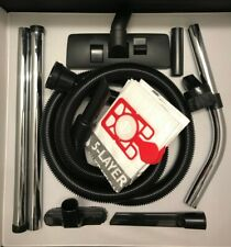 Numatic/Henry Vacuum Cleaner Hose Pipe Full Tool Kit 2.5M 5 Dust bag micro Fiber