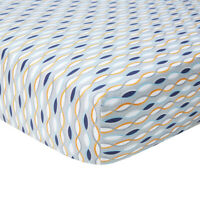 YVES DELORME | MAIOLICA FITTED SHEET 200TC EGYPTIAN COTTON 60% OFF RRP