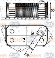 8MO 376 714-804 HELLA Oil Cooler  engine oil