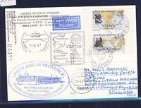 52700) LH LF Düsseldorf - Oslo Norwegen 6.4.97, Kt Dt.SP Princesse ab Frankreich