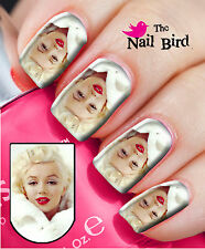 Nail Wraps Nail Decals Nail Transfers Nail Art 20 Marilyn Monroe