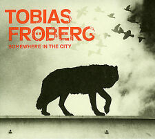 Somewhere in the City by Tobias Fröberg (CD, Aug-2006, Cheap Lullaby Records)