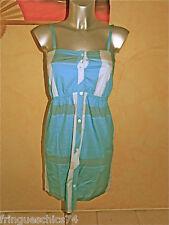 robe bleue KANABEACH yama T 36 NEUF ÉTIQUETTE
