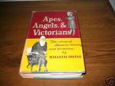 APES, ANGELS, & VICTORIANS Irvine First 1st Edition Ed