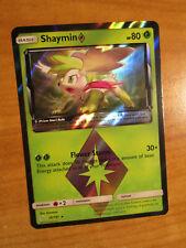 NM Pokemon SHAYMIN Prism Star Card TEAM UP Set 10/181 Rare Holo SM Sun and Moon