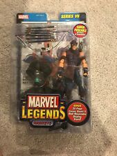 MARVEL LEGENDS HAWKEYE SERIES VII TOYBIZ MIB! RARE!!!