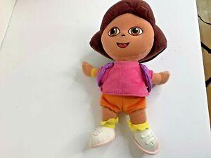 Dora The Explorer B1854 Fisher Price Plush Stuffed Animal Toy 11 in tall