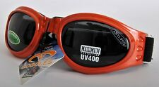 Sundog 80797 Skin Diver Goggles Orange/Smoke