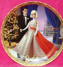 Enesco Barbie Collectors Plate Holiday Dance 1965 Limited Edition #13265