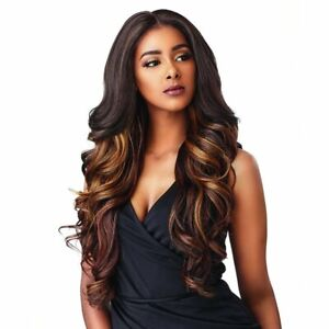 Sensationnel Cloud 9 What Lace? Swiss Synthetic Lace Frontal Wig - Solana