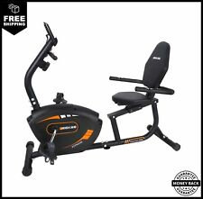 Recumbent Exercise Bike For Adults Seniors Indoor Magnetic Cycling Bike For Home