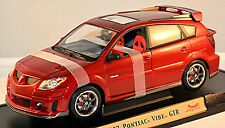Pontiac Vibe GTR 2003 rot rosso metallizzato 1:18 Yat Ming