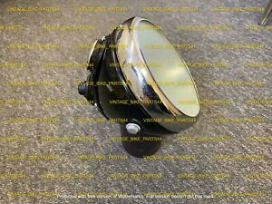 """bsa triumph norton matchless velocette Lucas MU42 6 1/2"""" FLAT Headlight headlamp"""