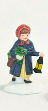 Dept 56 Dickens Village- Bringing Home The Yule Log 55581 Girl Replacement New