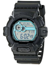Casio G Shock Resist Black Digital Mens Watch GLS-8900-1